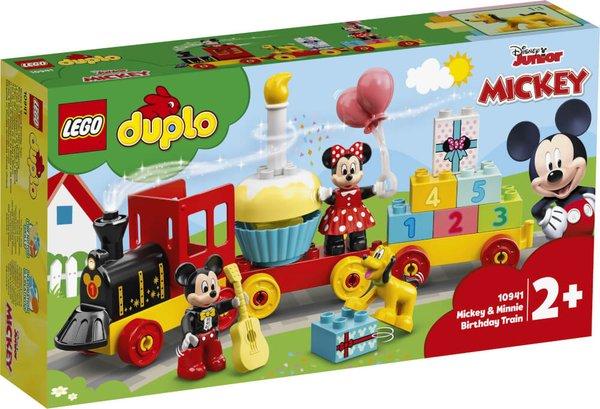 10941 LEGO® DUPLO®Mickys und Minnies Geburtstagszug