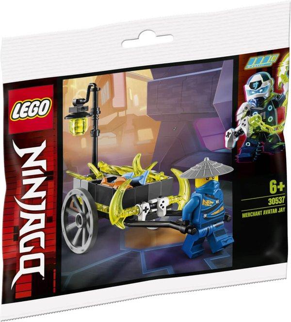 30537 LEGO® NINJAGO Fliegender Händler Avatar Jay