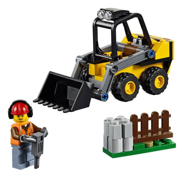 60219 LEGO® City Frontlader