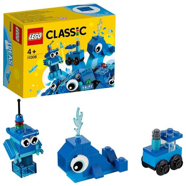 11006 LEGO® Classic Blaues Kreativ-Set