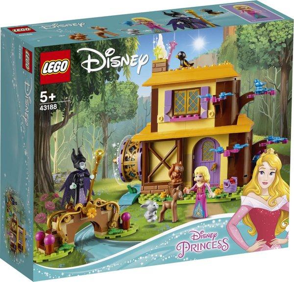 43188 LEGO® Disney Princess Auroras Hütte im Wald