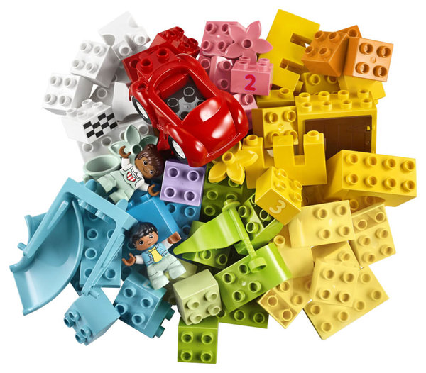 10914 LEGO® DUPLO® Deluxe Steinebox