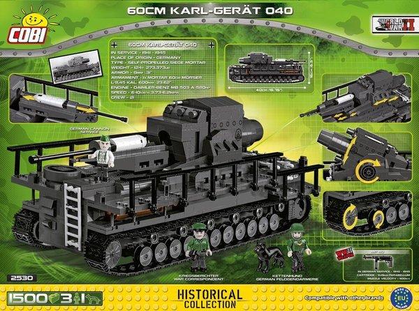 2530 COBI 60CM KARL GERAT 040 ADAM