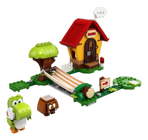 71367 LEGO® Super Mario Marios Haus und Yoshi Erweiterungsset