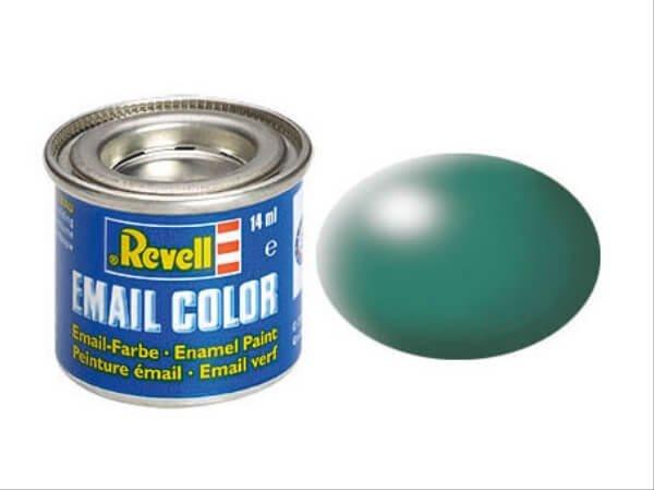 REVELL 32365 patinagrün, seidenmatt RAL 6000 14 ml-Dose