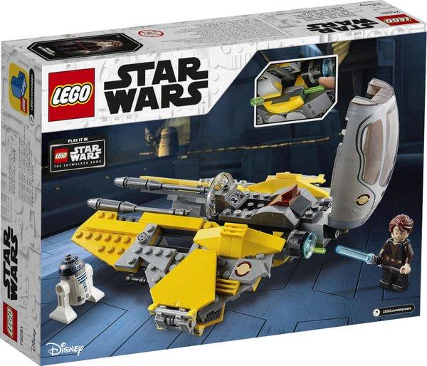 75281 LEGO® Star Wars Anakins Jedi Interceptor