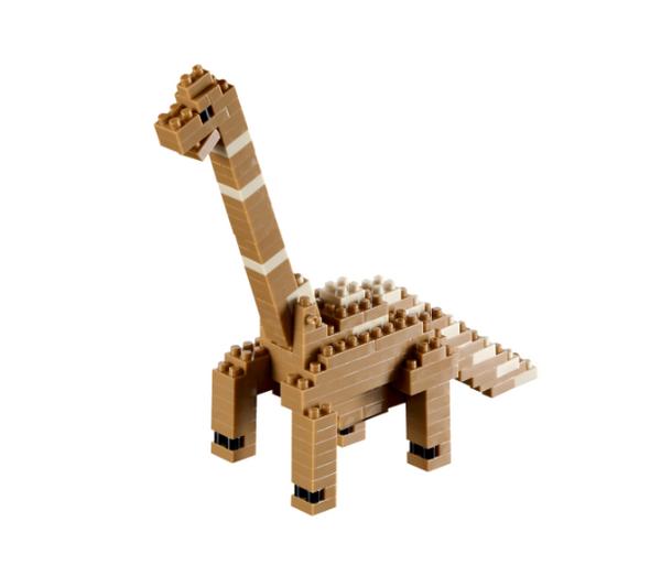 KNOLLIS Brachiosaurus by BRIXIES Artikel-Nr. 200079