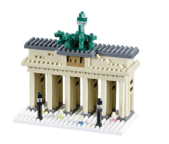 KNOLLIS Brandenburger Tor by BRIXIES Artikel-Nr. 200043