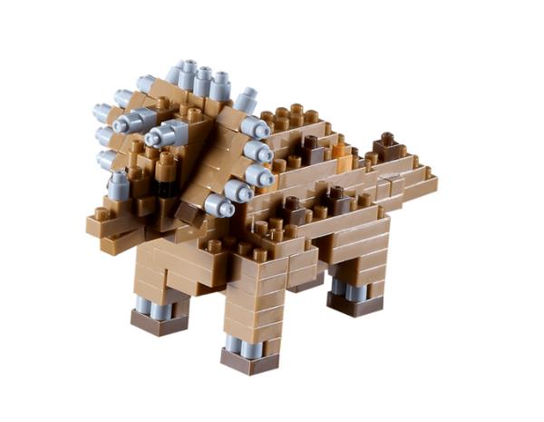KNOLLIS Triceratops by BRIXIES Artikel-Nr. 200080