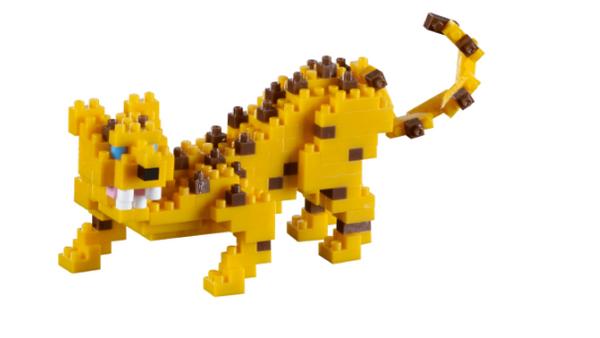 KNOLLIS Leopard by BRIXIES Artikel-Nr. 200124