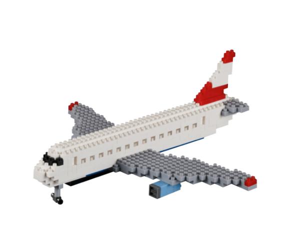 KNOLLIS Flugzeug by BRIXIES Artikel-Nr. 200153