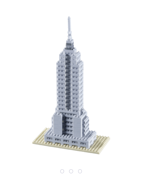 KNOLLIS  Empire State Building by BRIXIES Artikel-Nr. 200051