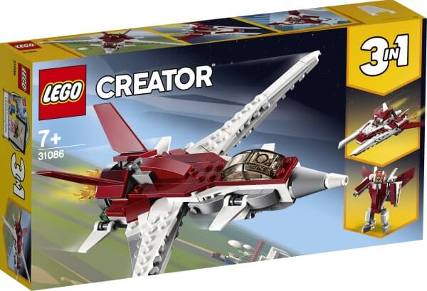 LEGO® Creator 31086 Flugzeug der Zukunft