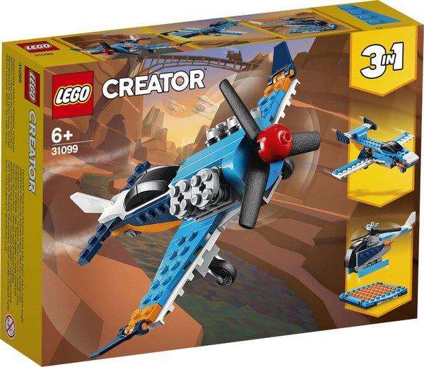 31099 LEGO® Creator Propellerflugzeug