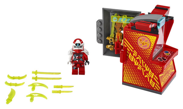 71714 LEGO® NINJAGO Avatar Kai - Arcade Kapsel