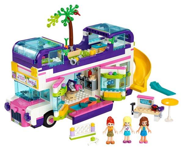 41395 LEGO® Friends Freundschaftsbus