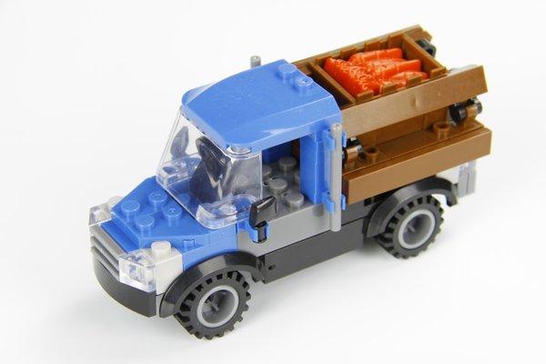 STAX Hybrid 30803 M9 Farm Truck mit Licht & Sound