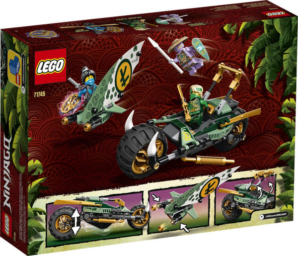 71745 LEGO® NINJAGO Lloyds Dschungel-Bike