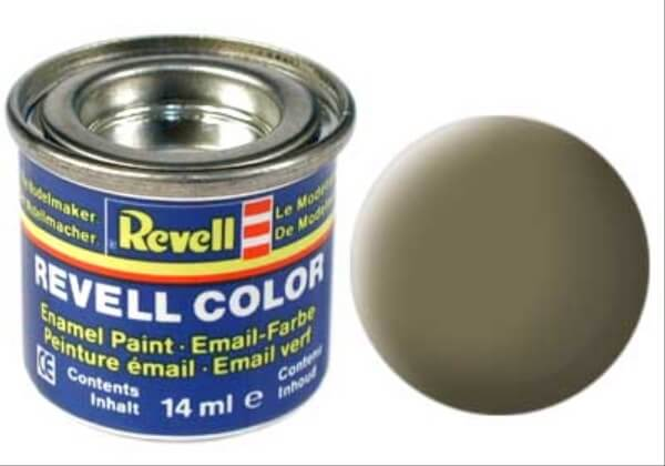 REVELL 32139 dunkelgrün, matt 14 ml-Dose