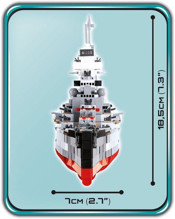 Cobi 4823 Prinz Eugen Schwerer Kreuzer Schlachtschiff