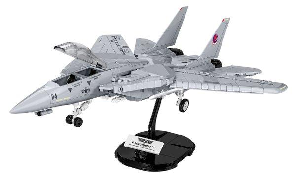 Cobi 5811 Top Gun F-14 Tomcat - Pad Printed -