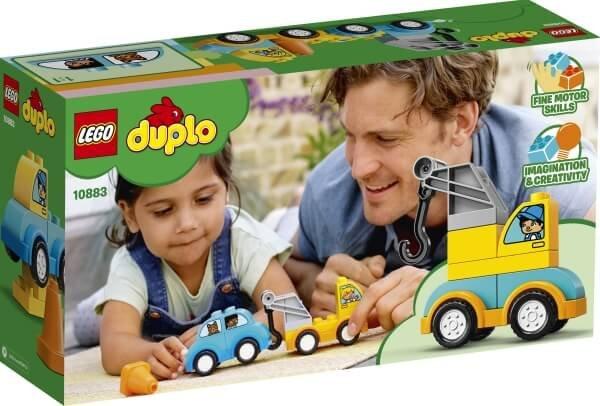 LEGO® DUPLO® 10883 Mein erster Abschleppwagen