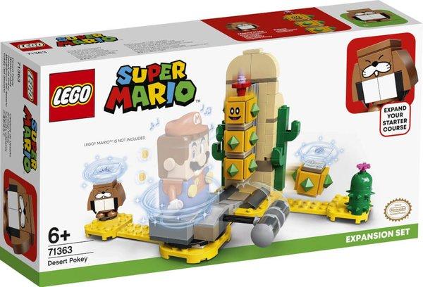 71363 LEGO® Super Mario Wüsten-Pokey Erweiterungsset