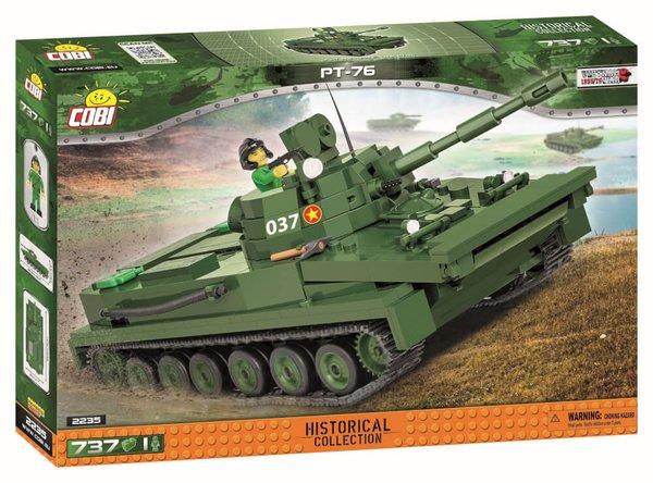 2235 COBI Light Amphibious Tank PT-76