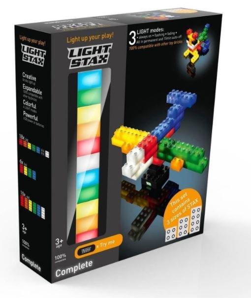 Light Stax JUNIOR Complete Set 35 tlg.