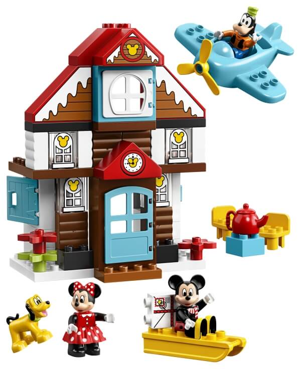 10889 LEGO® DUPLO® Mickys Ferienhaus