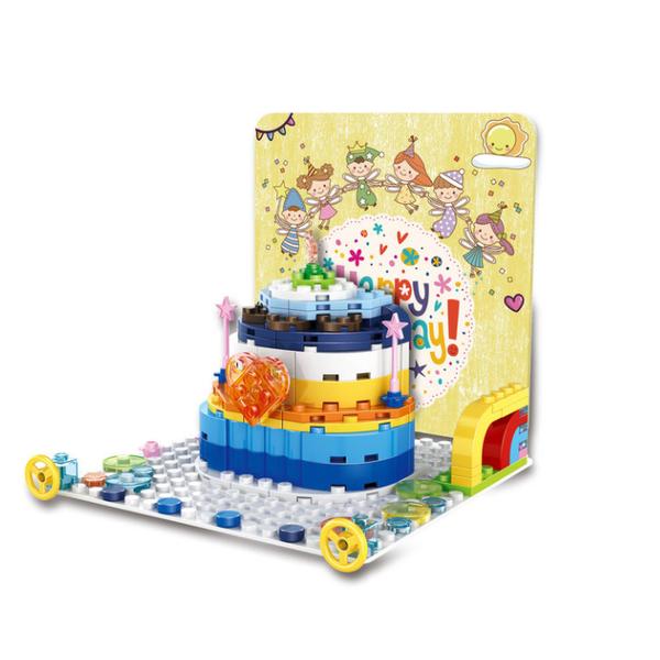 "Wange 2100 Designer Greeting Card ""Happy Birthday"""