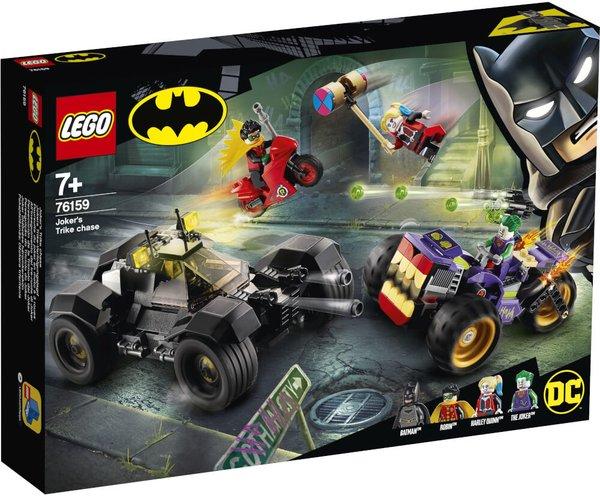76159 LEGO® DC Universe Super Heroes Jokers Trike-Verfolgungsjagd