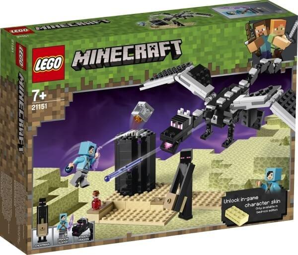 21151 LEGO® Minecraft Das letzte Gefecht