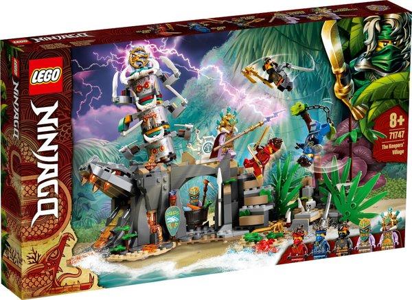 71747  LEGO® NINJAGO Das Dorf der Wächter