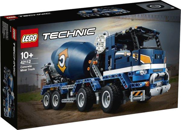 42112 LEGO® Technic Betonmischer-LKW