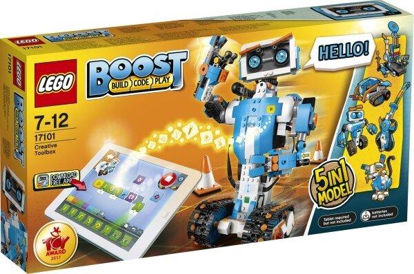 17101 LEGO® BOOST Kreativer Werkzeugkasten