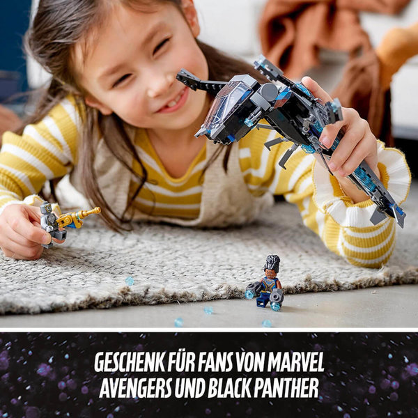 76186 LEGO® Marvel Super Heroes# Black Panthers Libelle