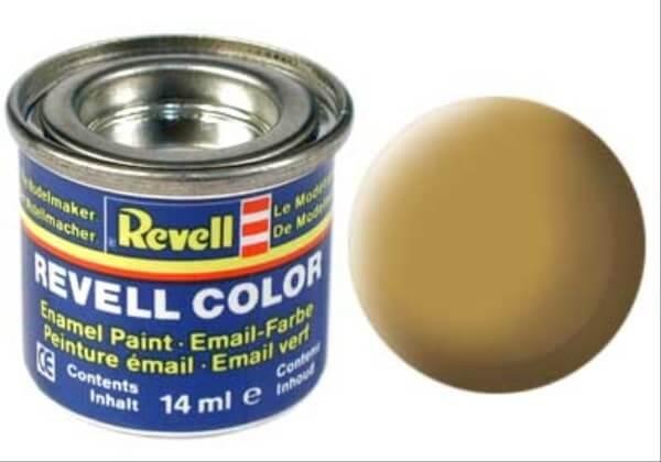 REVELL 32116 sand, matt RAL 1024 14 ml-Dose