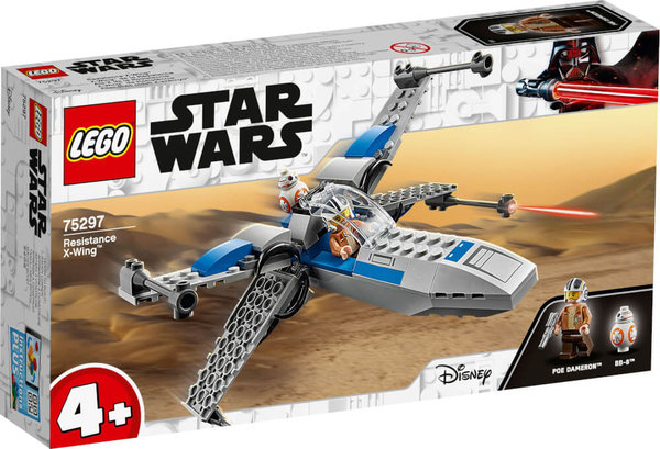 LEGO® Star Wars# 75297 Resistance X-Wing
