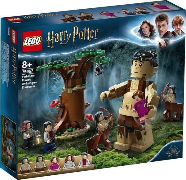 75967 LEGO® Harry Potter Der Verbotene Wald: Begegnung mit Umbridge