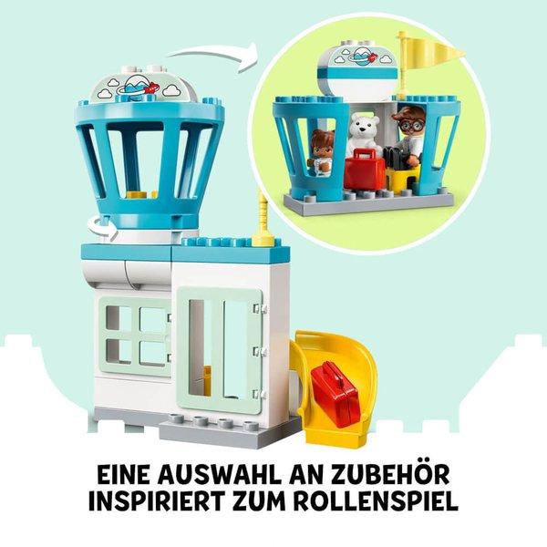 10961 LEGO® DUPLO®  Flugzeug & Flughafen