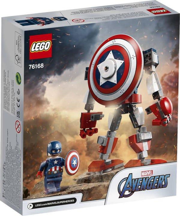 76168 LEGO® Marvel Super Heroes#  Captian America Merch