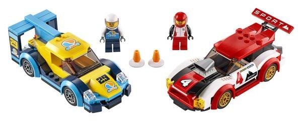 60256 LEGO® City Rennwagen-Duell