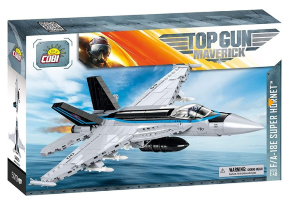 Cobi 5805 Top Gun Maverick F/A-18E Super Hornet LTD Limited Edition