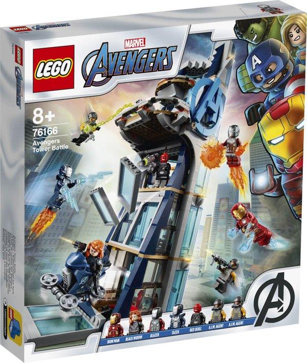 76166 LEGO® Marvel Super Heroes Avengers Kräftemessen am Turm