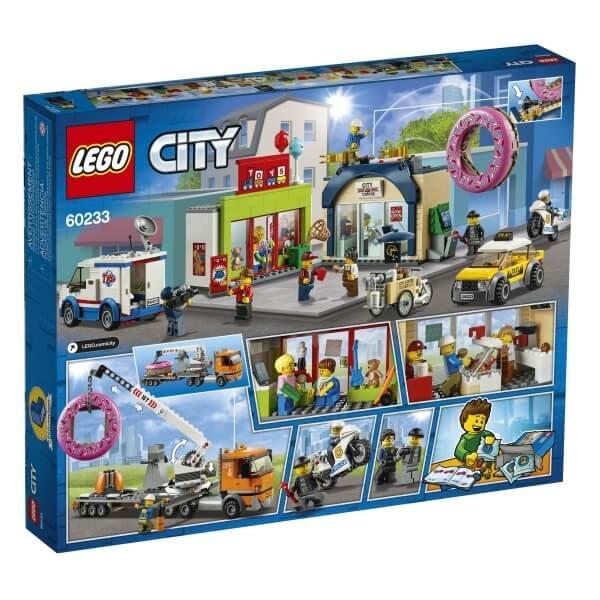 60233 LEGO® City Große Donut-Shop-Eröffnung