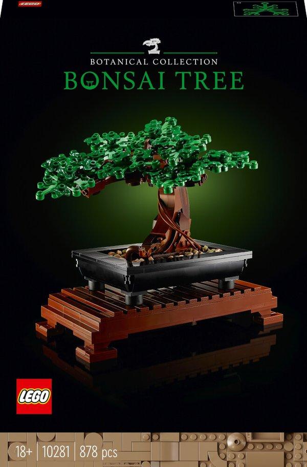 10281 LEGO® Creator Expert  Bonsai Baum