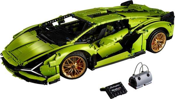 42115 LEGO® Technic Lamborghini Sián FKP 37
