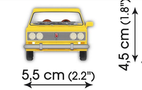Cobi 24527 Lada 2103