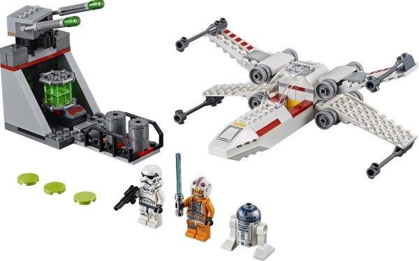 75235 LEGO® Star Wars  X-Wing Starfighter Trench Run